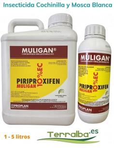 Insecticida Muligan | Cochinilla y Mosca Blanca