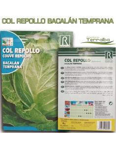 SEMILLAS COLIFLOR BOLA DE...