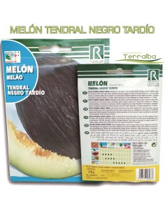 SEMILLAS MELÓN TENDRAL...