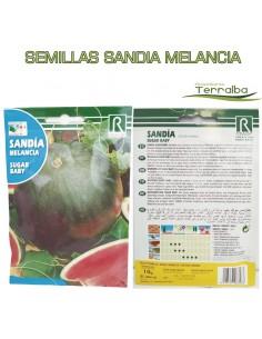 SEMILLAS SANDÍA MELANCIA...