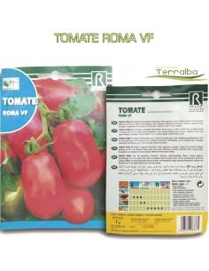 SEMILLAS TOMATE ROMA VF
