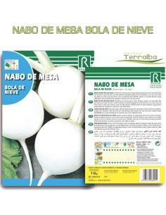 SEMILLAS NABO DE MESA BOLA...
