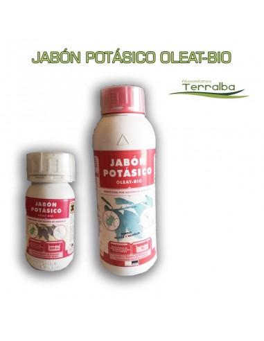 INSECTICIDA JABÓN POTÁSICO OLEAT-BIO