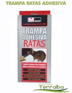 TRAMPA RATAS ADHESIVA AROMA...