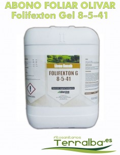ABONO FOLIAR GEL FOLIFEXTON...