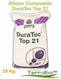 Abono Compuesto DuraTec Top 21