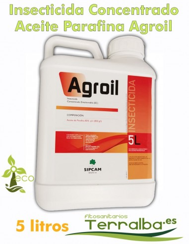 Insecticida Aceite Parafina Agroil