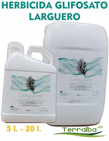 Herbicida Glifosato Larguero.