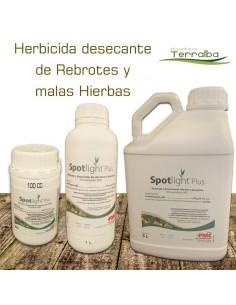 Herbicida y desecante...