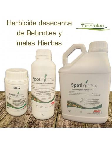 Herbicida y desecante Spotlight Plus