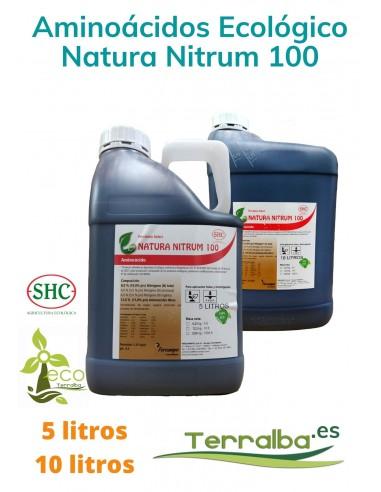 Aminoácidos Ecológico Natura Nitrum 100