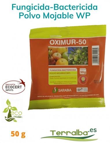 Fungicida-bactericida ecológico...