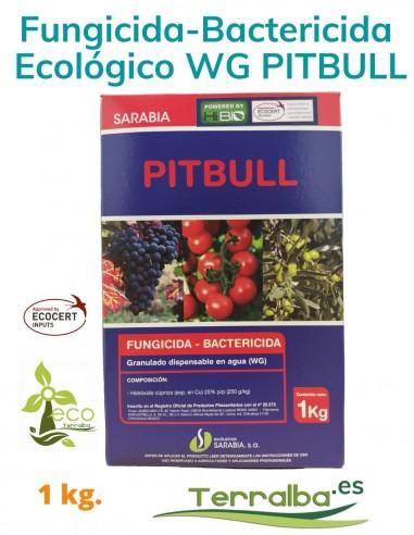 Fungicida-Bactericida Ecológico WG Pitbull