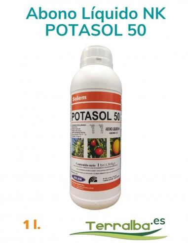 Abono líquido NK POTASOL 50 - Potásio...