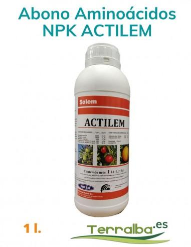 Abono Aminoácidos NPK ACTILEM