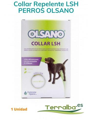 Collar repelente Olsano LSH