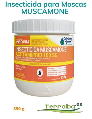 Insecticida en Gránulo Soluble para...
