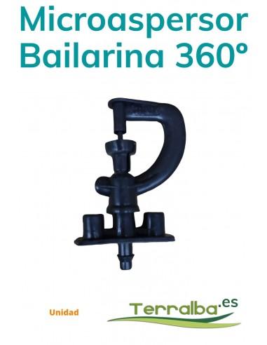 Microaspersor Bailarina 360º