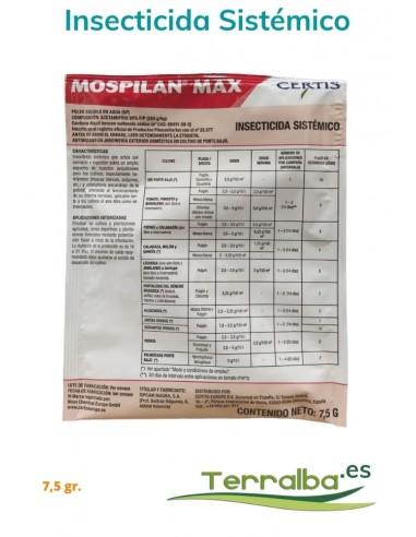 Insecticida Sistémico Mospilan Max