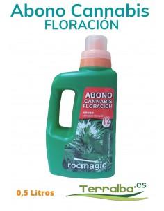Abono Cannabis Floración