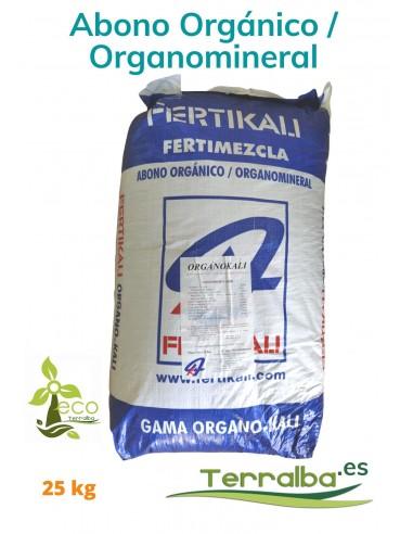 Abono Orgánico/Organomineral especial...