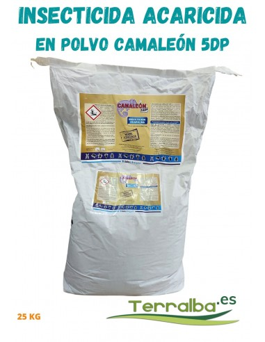 Insecticida Acaricida en Polvo...