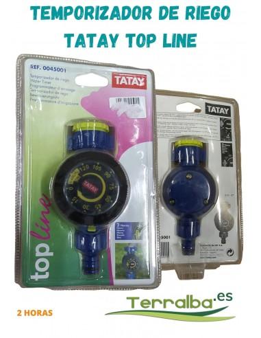 Temporizador de Riego Tatay Top Line