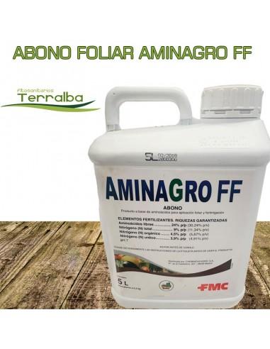 Abono Foliar con Aminoácidos Aminagro FF