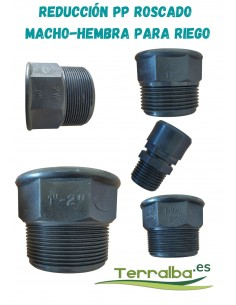 reduccion-macho-hembra-roscado-polipropileno-terralba-riego
