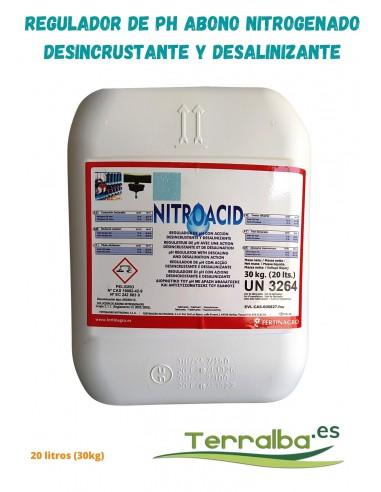 ABONO REGULADOR DE PH NITROACID