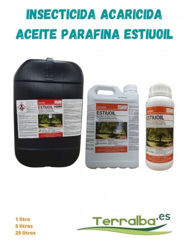 Insecticida Acaricida Estiuoil Aceite Parafina