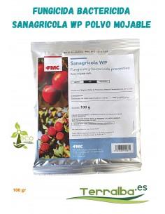 Fungicida Bactericida Oxicloruro de Cobre Sanagrícola WP
