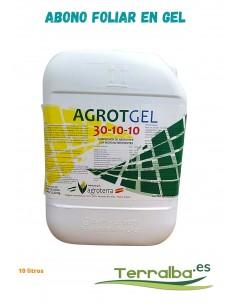 Abono Foliar en Gel AgrotGel
