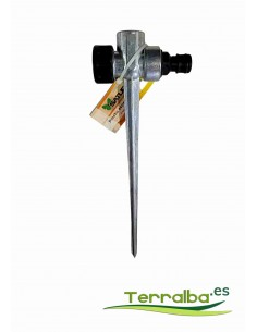 Pincho aluminio para aspersor