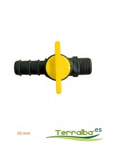Válvula ramal 20 mm