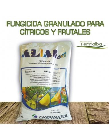 Fungicida granulado para cítricos y...
