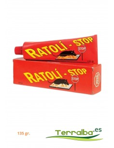 Raticida Ratolí Stop Cola...