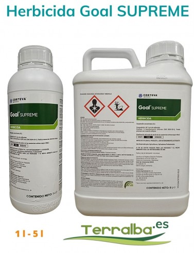 Herbicida Pre-emergencia Goal Supreme