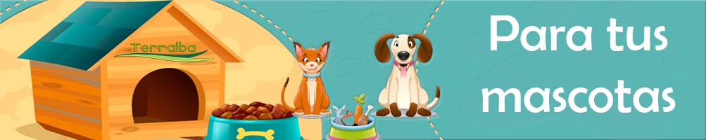 Productos para tus mascotas
