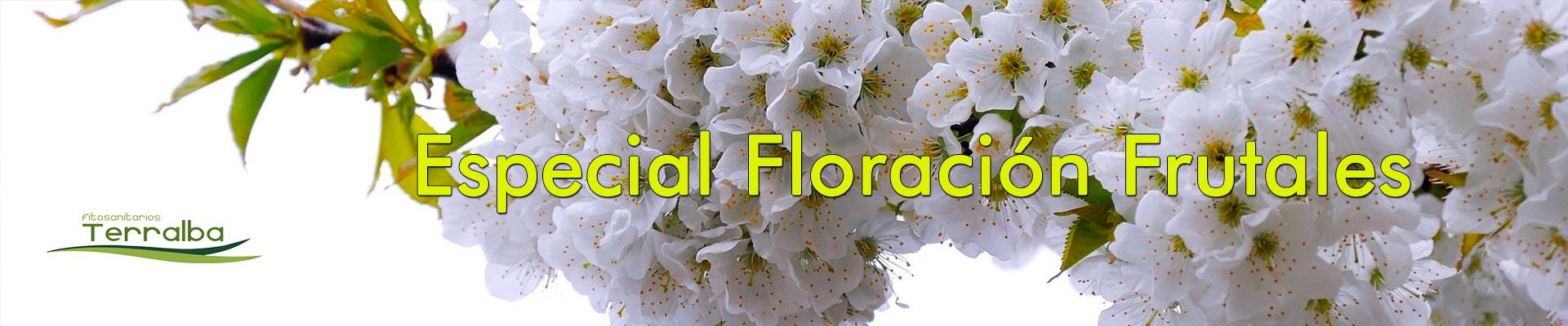 Floración Frutales