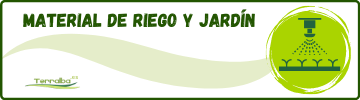 Material para Riego | Fitosanitarios Terralba